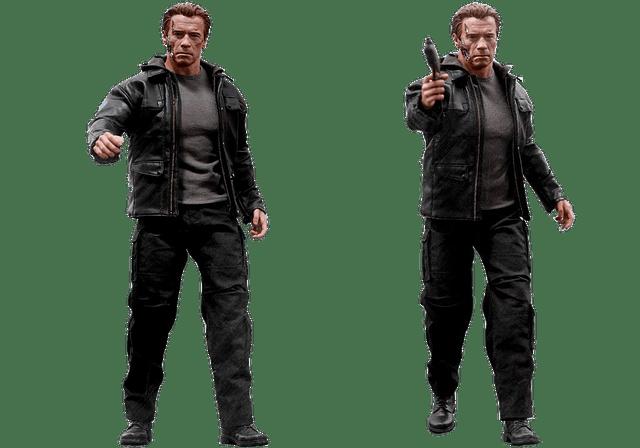 Čovek može preživeti samo kao Terminator