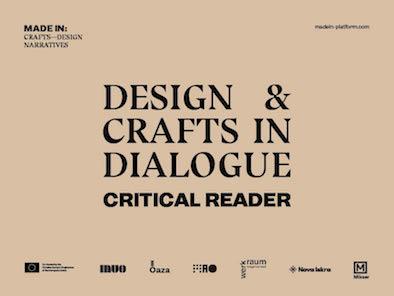 Nova Iskra: Dizajn i zanati u dijalogu